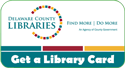 Get a Delco Library Card
