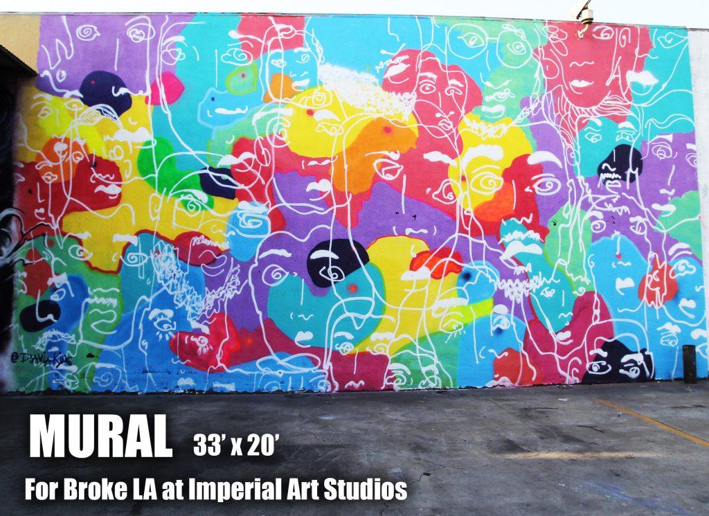 Imperial Arts Mural