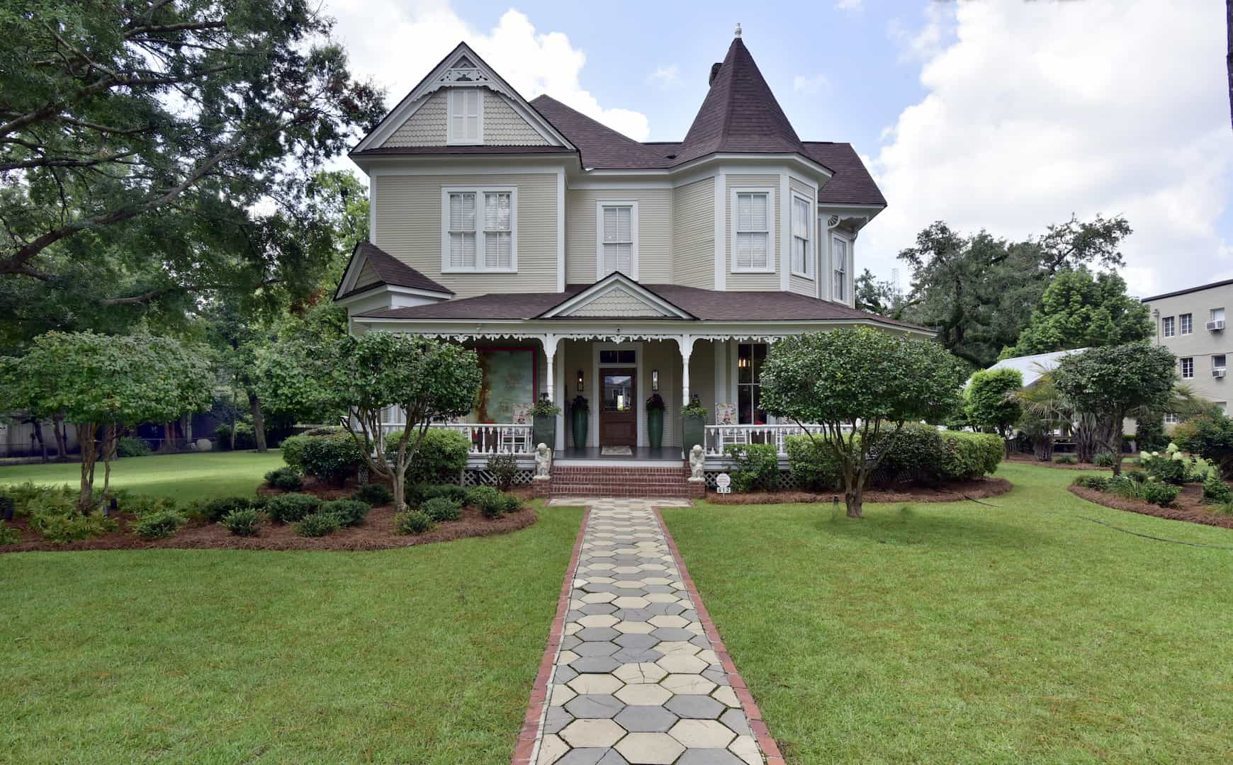 GraceWay Recovery Main House in Downtown Albany, GA