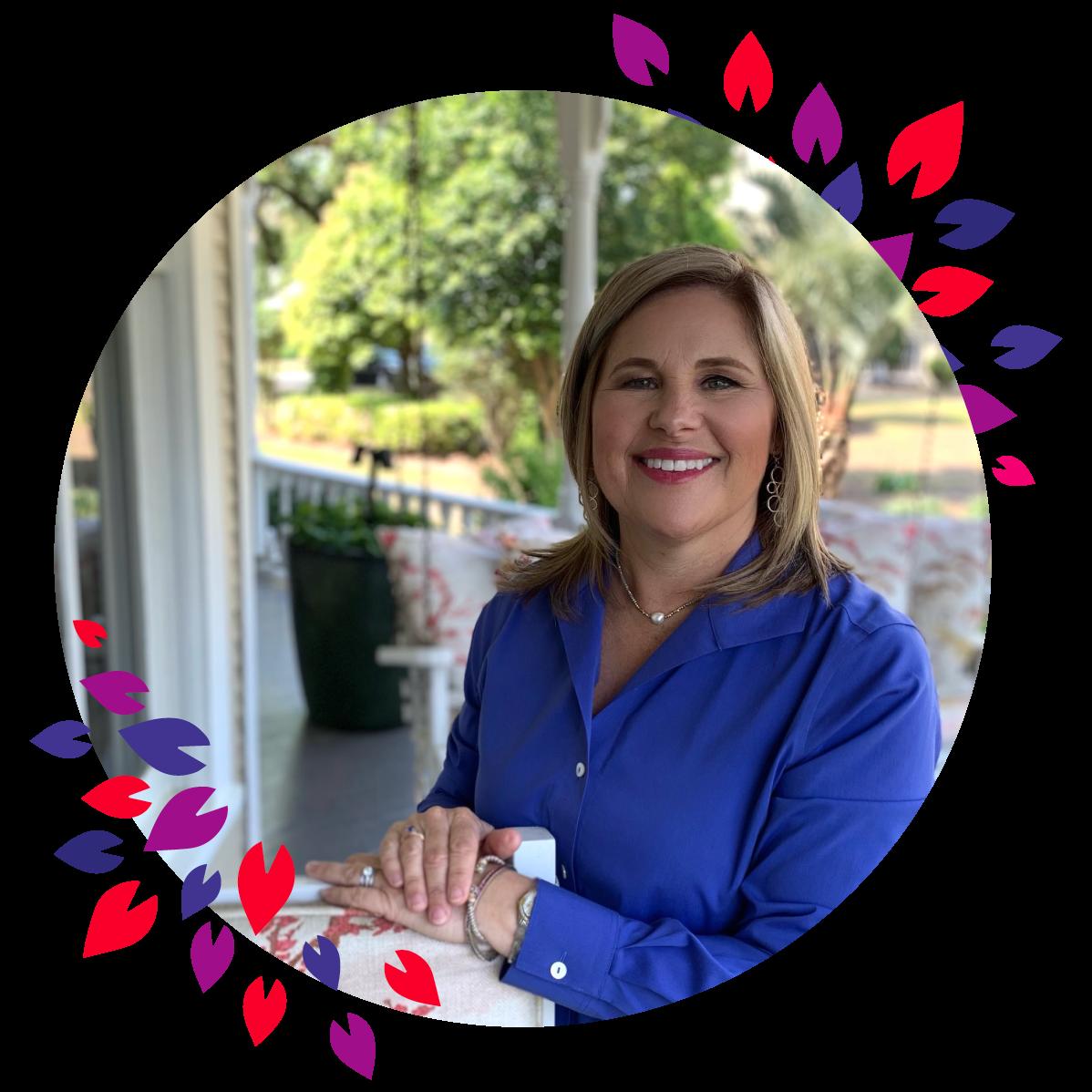 Georgia Eason the Executive Director of GraceWay Recovery