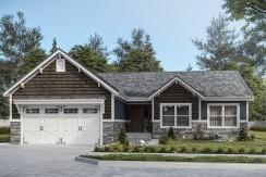1650 sq. ft. Sanibel Series 'RIDGELINE XL' Energy Performance Home