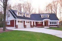 3500 Sq Ft Masterpiece  'THE RED COTTAGE'