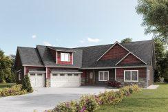 1575 sq ft 'Sanibel Rennie Lake' Series Energy Performance Ranch