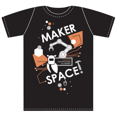 Makers Space T-Shirt