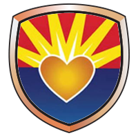Arizona Tax Credit Shield Icon