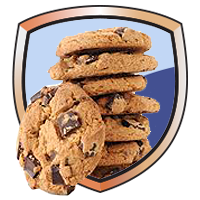 Cookie Shield Icon