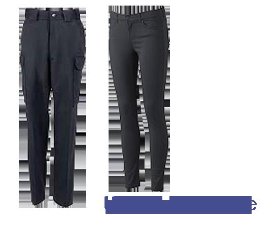 Unacceptable Uniform Options