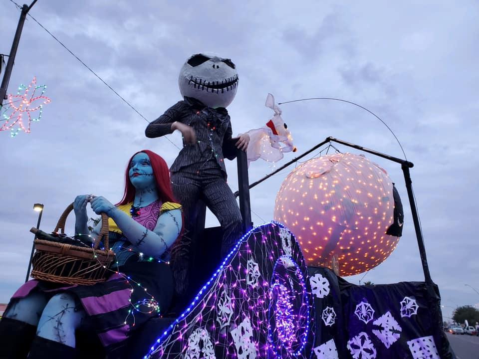 CG Electric Light Parade