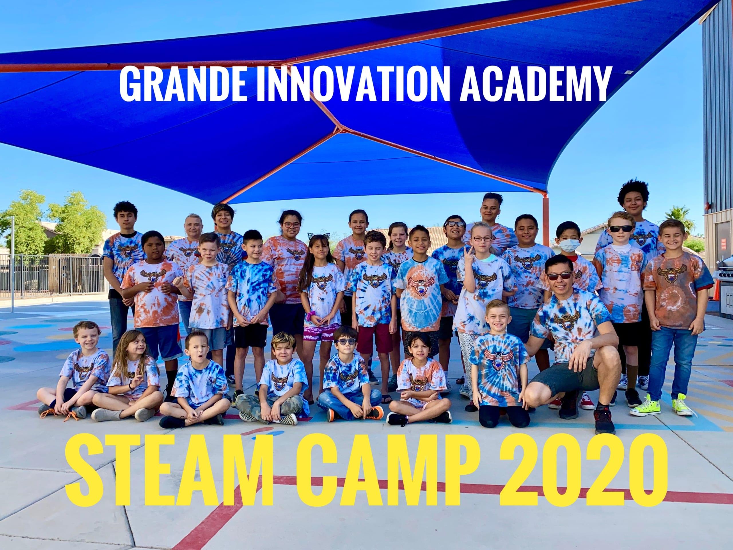 STEAM Summer Camp 2020