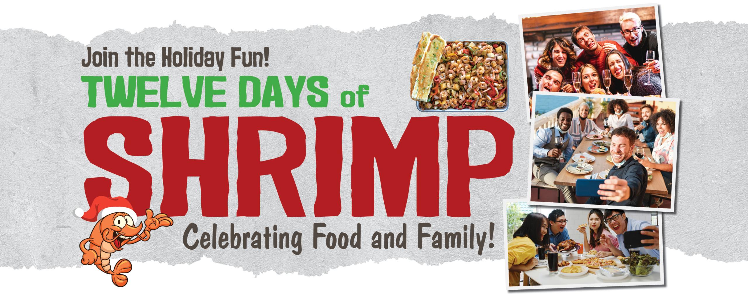 12 Days of Shrimp Photo Contest