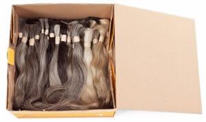 wholesale asian grey hair
