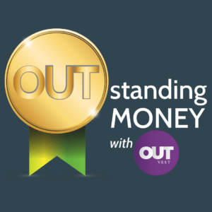 OUTstanding money logo