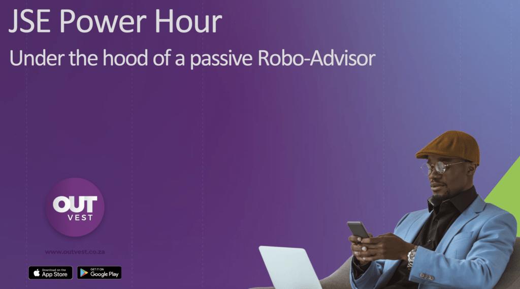 Under the hood of a passive robo-advisor