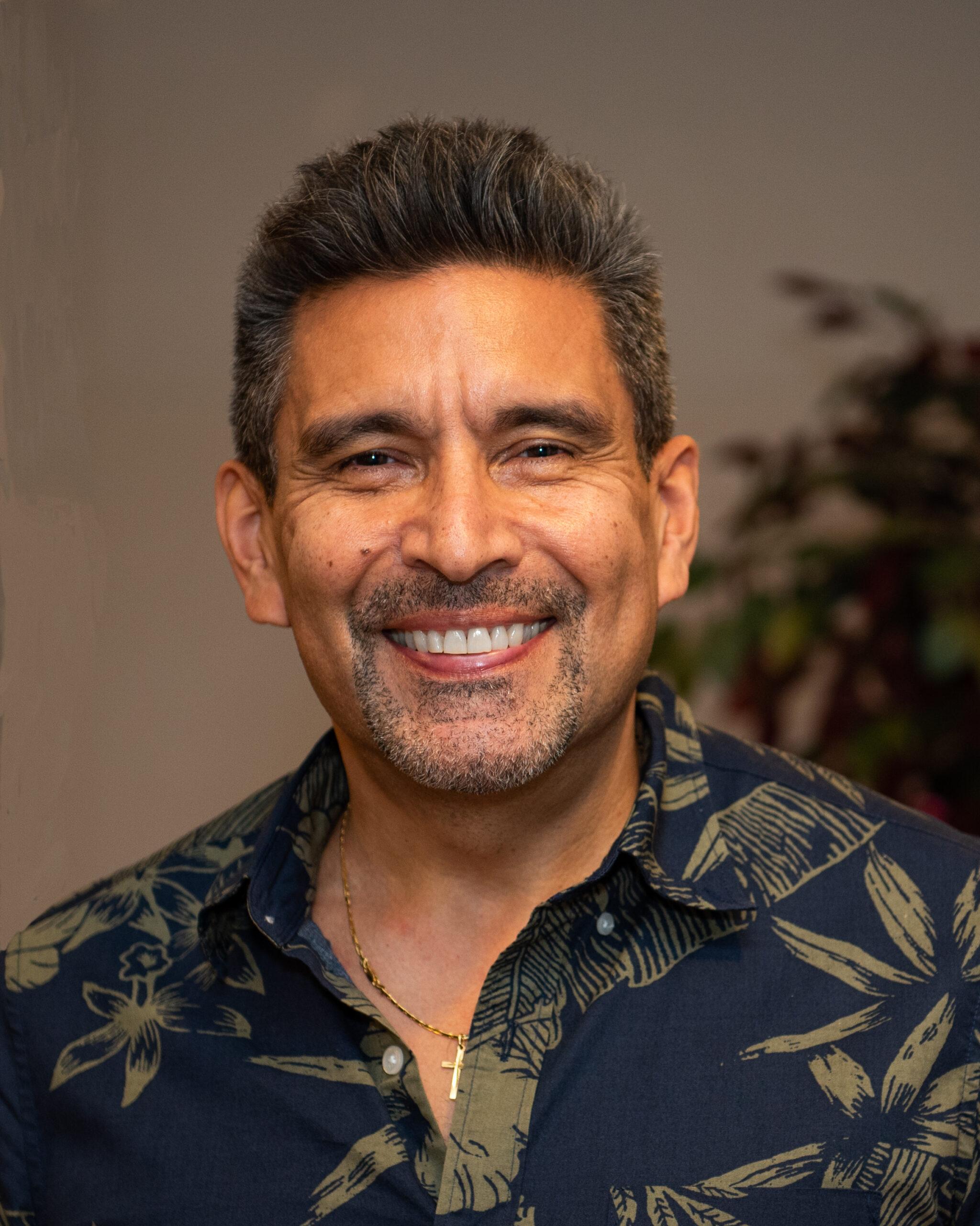 Pastor Jose Rivera Harvest Christian Fellowship NYC