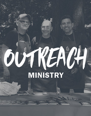 Outreach Ministry | Harvest Christian Fellowship