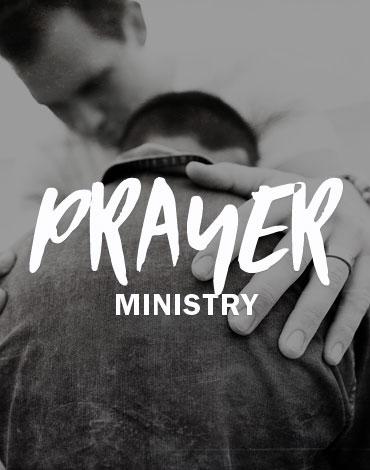 Prayer Ministry | Harvest Christian Fellowship