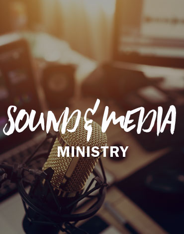 Sound and Media Ministry | Harvest Christian Fellowship