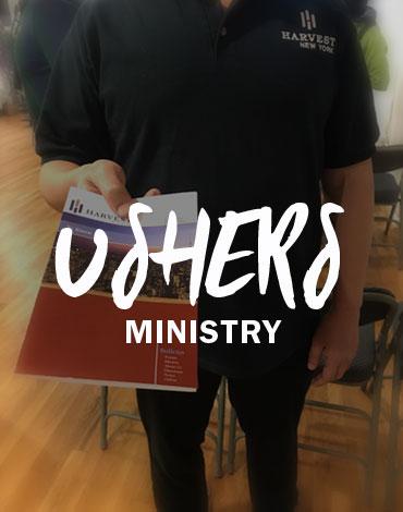 Ushers Ministry | Harvest Christian Fellowship