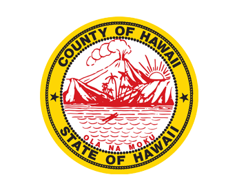 county of hawaii seal