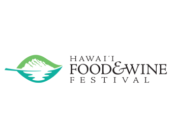 hawaii food and wine festival logo