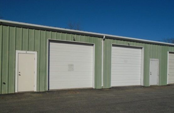 24 Plant Road, side-by-side Industrial Bays
