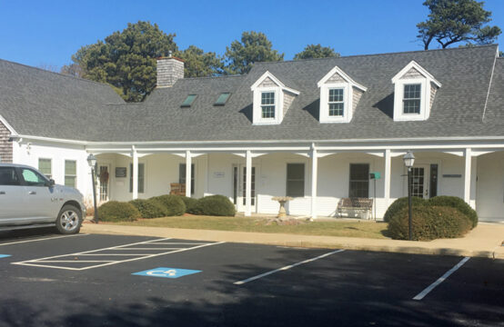 335 Cotuit Road- Existing Building and Developable Land