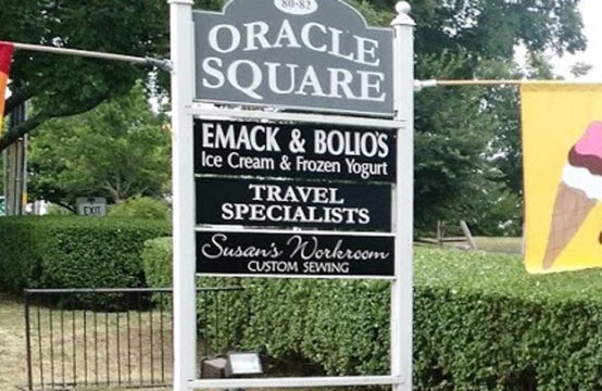 80-82 Route 6A, Oracle Square