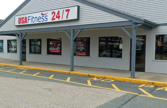 USA Fitness Falmouth ~ Business for Sale