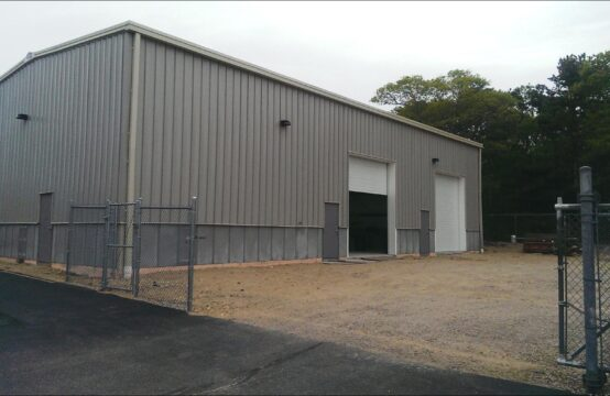18 ROSARY LANE -BRAND NEW INDUSTRIAL BUILDING