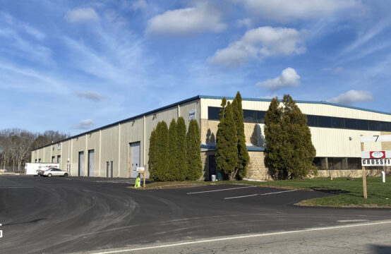 4,000 sq. ft. in Sandwich Industrial Park