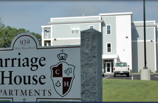 2.5 Acres Land Sold, Now Carriage House Apartments