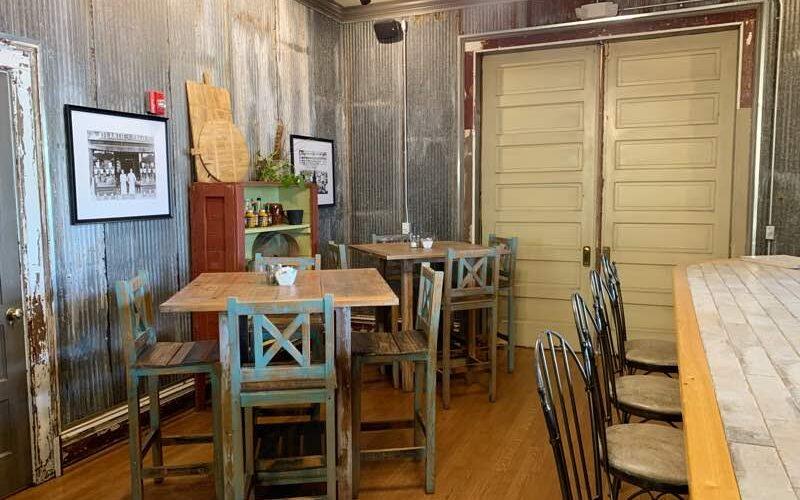 The Bread House Interior:Exterior 10
