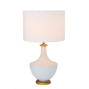 Simply White Lamp