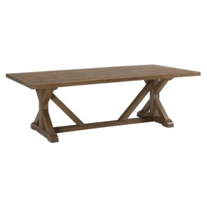 weathered pine rec table2