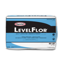 Levelflor Self-Leveling Underlayment by CTS Rapid Set