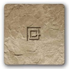Sample Tile - Bisque Tan - Color