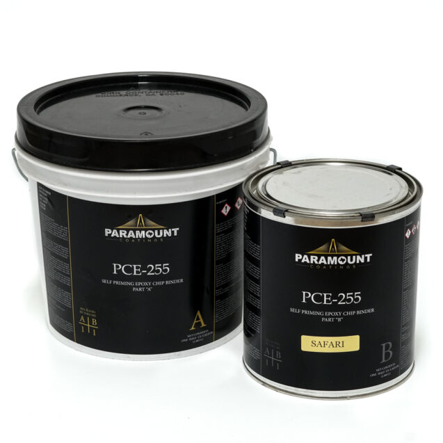 PCE-255 by Paramount Coatings