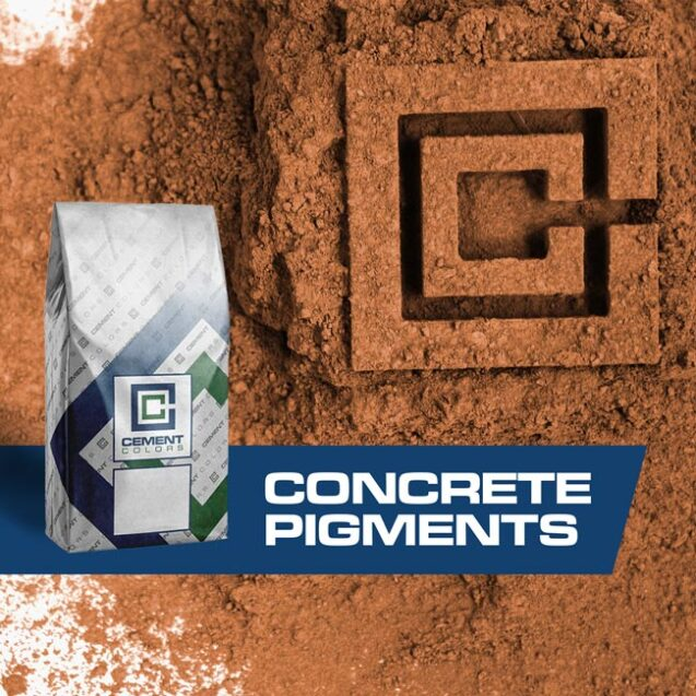 Concrete Pigments Product Category
