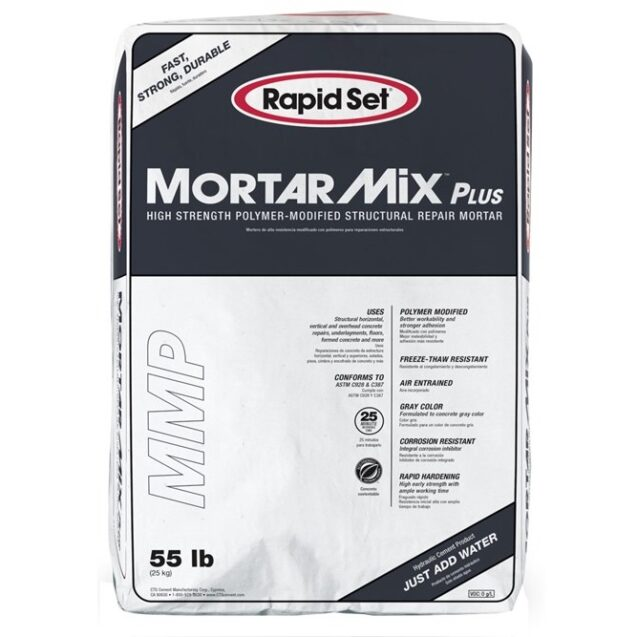 Mortar Mix Plus by Rapid Set