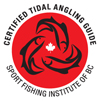 Certified Tidal Angling Guide Sport Fishing Institute of BC