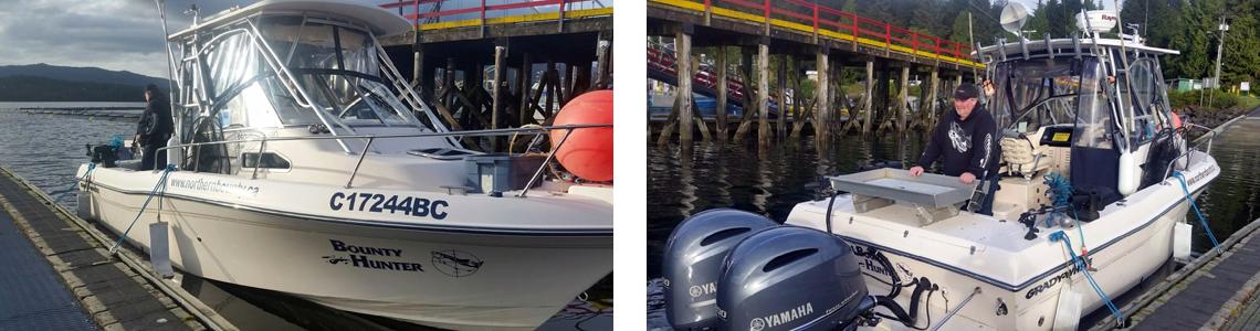 Grady White Fishing Boats