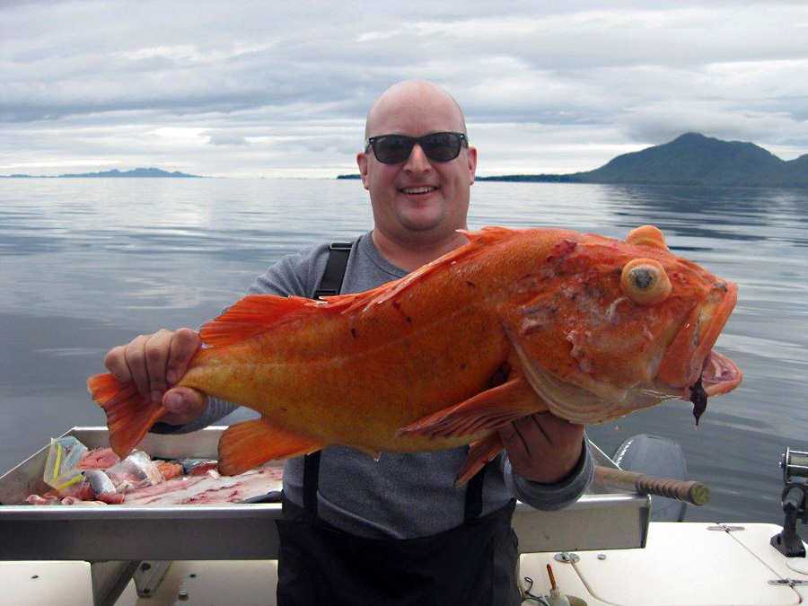 Red Snapper with Northern Bounty Fishing