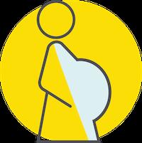 Pregnant Mom Icon