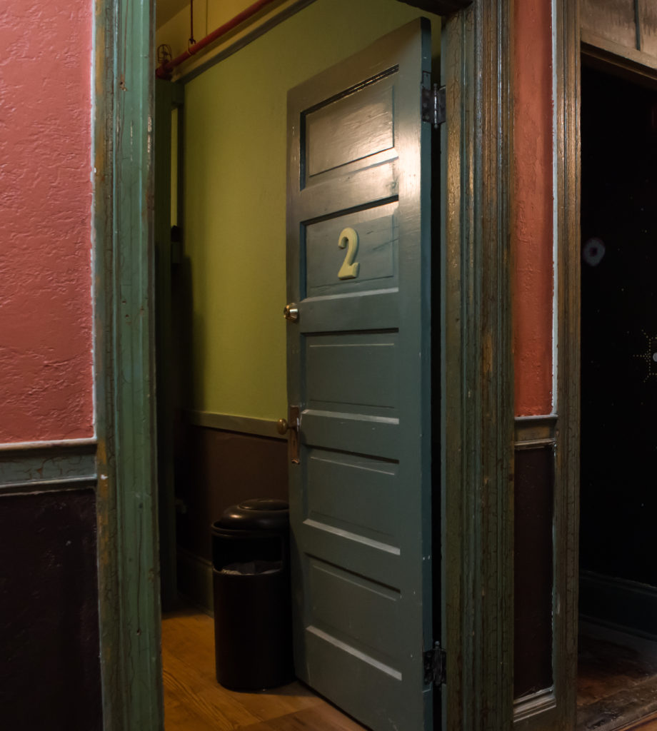 Hostel Bunk Room