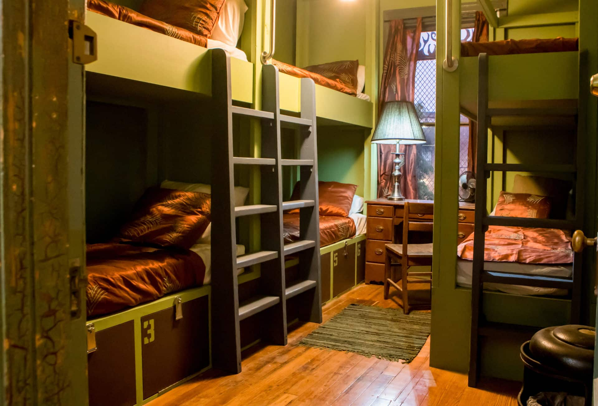 Hostel Dorm Room in Providence, RI