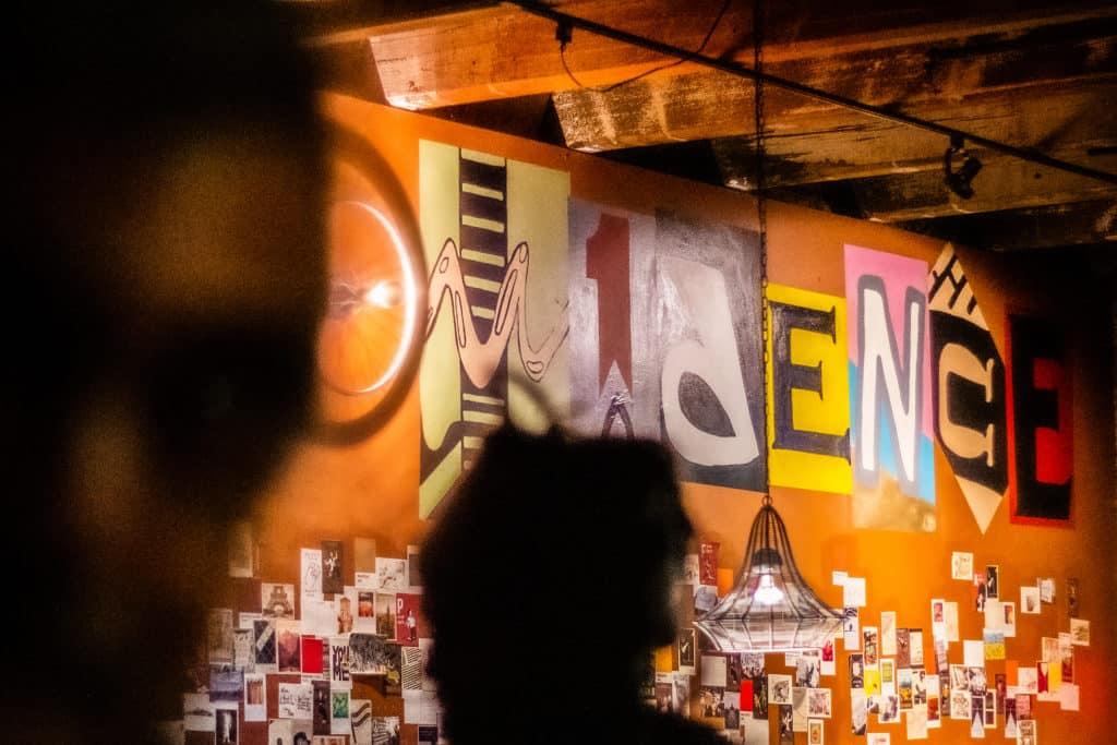 Providence mural