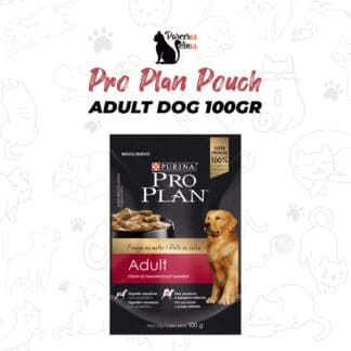 Pro Plan Pouch Adult Dog 100Gr