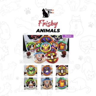 Frisby Animals