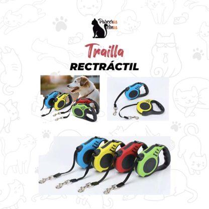 Trailla Rectráctil