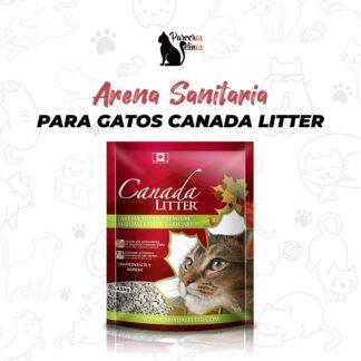 Arena Sanitaria para Gatos Canada Litter